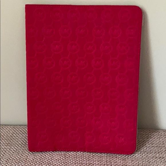 Michael Kors Red iPad Case compatible iPad 2,3,4